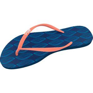 Sandália Blue África Azul Marinho Feminina